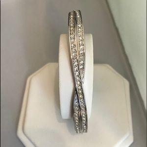 Authentic Swarovski Bangle Bracelet Mint